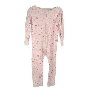 Pink Stars Lightweight Footless Sleeper 3T